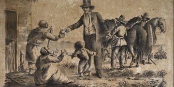 Mi General, un mate... Muy bien mi amigo. El Excelentísimo Señor Don Fructuoso Rivera en 1838 Juan Manuel Besnes e Irigoyen y Ramón Irigoyen, 1838